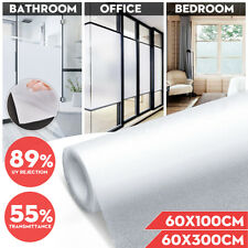 3Meters Home Office Window Film Frosted Glass Privacy Sticker Waterproof Decor