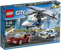 LEGO® City Polizei Rasante Verfolgungsjagd Konstruktionsspielzeug ab 5 Jahren