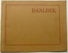 Archäologie, Ba'albek 30 Ansichten, Ba'albek, Tempelanlagen von Baalbeck,
