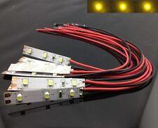 S329 - 10-pc LED éclairage domestique avec câblage jaune 8-16V éclairage Maisons