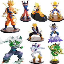 Anime Dragon Ball Z DBZ Super Saiyan Son Goku Vegeta PVC Figure Xmas Gift Toy AU