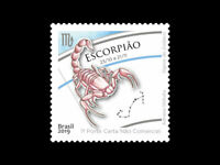 Astrology Zodiac sign Scorpio Brazil 2019 占星術十二生肖 астрология Animals