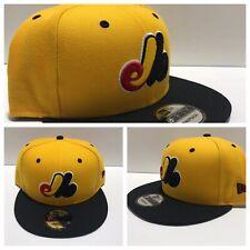 Montreal Expos New Era 9Fifty Snapback Hat