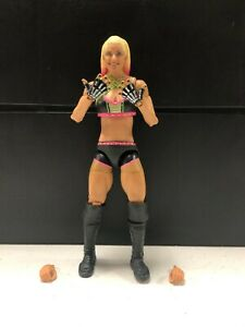 WWE Mattel Alexa Bliss Elite Series #82 Figure loose