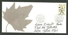 """Enveloppe premier jour """" MAIL ART """"  Salon Philatélique d'Automne 1996 Paris"""