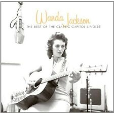 Best Of The Classic Capitol Singles - Wanda Jackson (2013, CD New)
