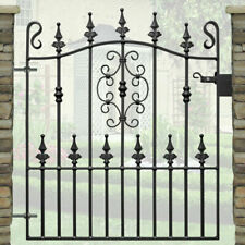 Wrought Iron Metal Gate/Gates-TOP QUALITY-to fit 3ft (914mm) opening (gap) -TYNE