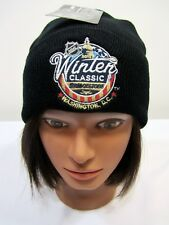 NHL Winter Classic 2015 Washington, D.C. Reebok Black Toque Hat NWT