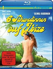 6 Six Swedes on Ibiza (1981) Erwin Dietrich BLU-RAY Import NEW - USA Compatible