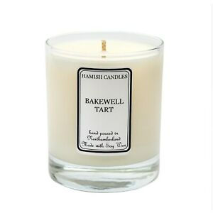 Bakewell Tart - Personalised Soy Wax Candle - 20cl