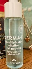 DERMA-E Ultra Hydrating Alkaline Gel Booster 1 Fl. Oz. NEW