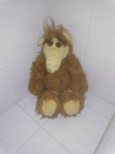 Vintage Alf Alien Production Plush Soft Stuffed Toy 1986 Coleco 45cm