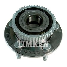 Wheel Bearing and Hub Assembly-RWD Front Timken 513092