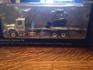 2014 United Rental Collector's Series XII Freightliner M2 112 Jerr Dan