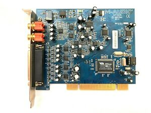 M-Audio Audiophile 192 AP192K PCI Internal Sound Card