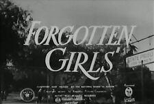 FORGOTTEN GIRLS (1940) DVD LOUISE PLATT, DONALD WOODS
