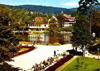 Braunlage ( Oberharz ) , Gondelteich , Ansichtskarte , ungelaufen