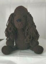 Shelby the Boykin Spaniel  Amigurumi handmade soft crochet toy