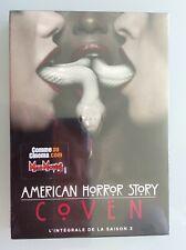 American Horror Story : Coven-L'intégrale de la Saison 3