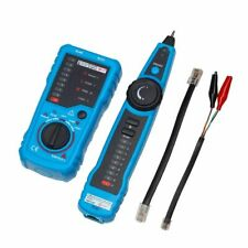 Fluke Network Tracer Telephone Wire Tracker Ethernet Cable Tester Kit Ideal LAN
