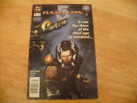 BABYLON 5 #1 (6.5 FN+) JAN 1995 - VERY NICE HIGHER MID GRADE DC COMIC!