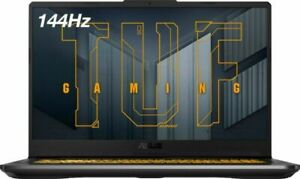 "NEW ASUS TUF 17.3"" Gaming Laptop Intel i5 11th Gen 8/512 NVIDIA RTX 3050 Ti FHD"