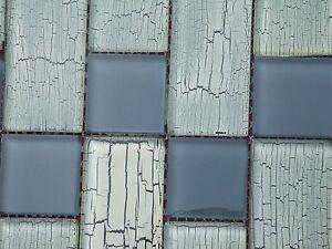 mosaic glass tile 300x300mm (no.3)