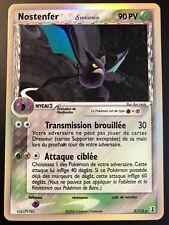 Carte Pokemon NOSTENFER 2/113 Holo Espèces Delta Bloc EX Française NEUF