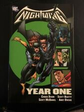 DC Comics Nightwing Year One Trade Dixon, Beatty,McDaniel, Owens