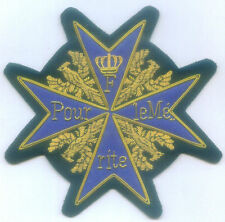 Germany Prussia Army Blue Max Pour Merite Officer Baron Cape Mantle Robe Patch