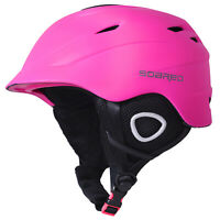 Adult Ski Snowboard Helmet Ventilation System Winter Snow Sports Head Protection