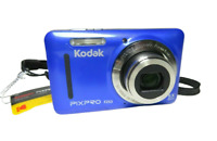Kodak FZ53 16MP HD Camera Infrared IR/UV Open Full Spectrum Ghost MOD Bundle