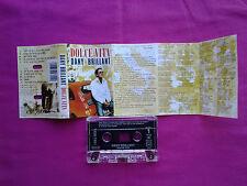 K 7 / Cassette / Dany Brillant – Dolce Vita