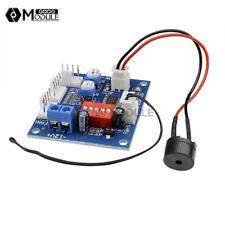12V PWM PC CPU Fan Temperature Control Speed Controller Module High-Temp Alarm G
