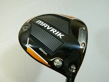 2020 Callaway Mavrik MAX 10.5* Driver Project X Evenflow Riptide 5.5 50g Regular