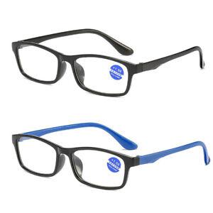 Unisex Moderno Occhiali da Lettura Anti Blu Luce Stanchezza Sole UV Lettore