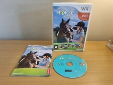 NINTENDO WII - MY HORSE AND ME 2 - COMPLETE WITH MANUAL - FREE POSTAGE