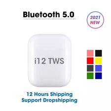 Kopfhörer Bluetooth 5.0 In-Ear Ohrhörer Sport Headsets für iPhone Android