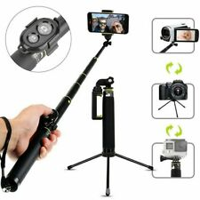 Portable Handheld Tripod Kit with Bluetooth Remote Controller for Sports Camera