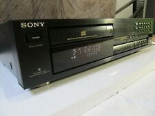 Sony CDP 591 CD-Player Laser NEU