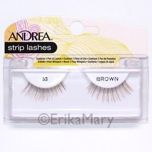Lot 6 Andrea ModLash Brown Style # 53 - B25320