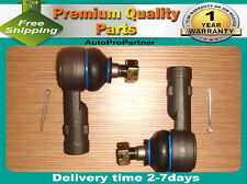 2 OUTER TIE ROD END SET FOR SUZUKI VERONA 04-06 CHEVROLET EPICA EVANDA 00-06