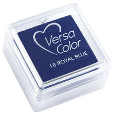 Versacolor 18 Royal Blue Königsblau  Stempelkissen Stempelfarbe Versa Color