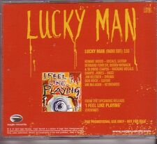 "RON WOOD ""Lucky Man"" Radio Edit 1 Track PROMO CD RARE"