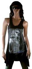 AMPLIFIED BLONDIE Debbie Harry in Concert Rock Star ViP Designer Dress Kleid S