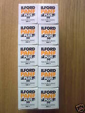 Ilford  PANF + 50 35mm 36 exp B&W FILM (10 Pack)