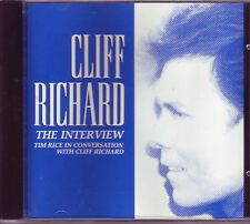 Cliff Richard The Interview CD (1991)