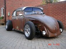 vw Beetle Rat Rod 1641cc turbo