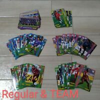 【soccer】1996 Panini calcio 96.SerieA. regular set. 105 sheets.trading card.