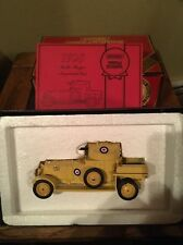 Matchbox Models of Yesteryear YS-38 1920 Rolls Royce Armoured Car